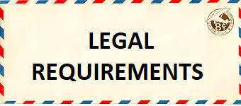 Mailbox Rental Legal Requirements